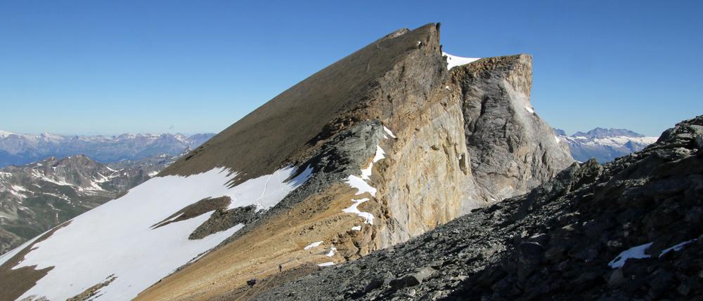 Photo of Üssers Barrhorn hike trail, in Wallis - Valais, Switzerland