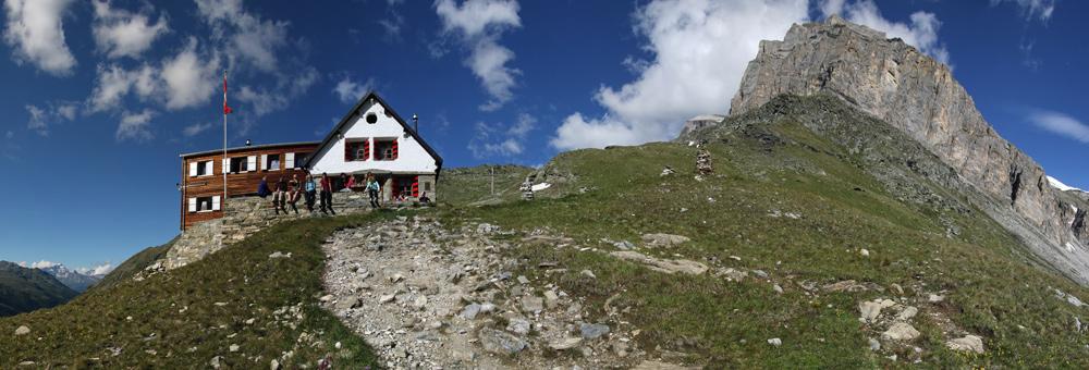 Photo of Turtmannhütte, Valais/Wallis, Switzerland