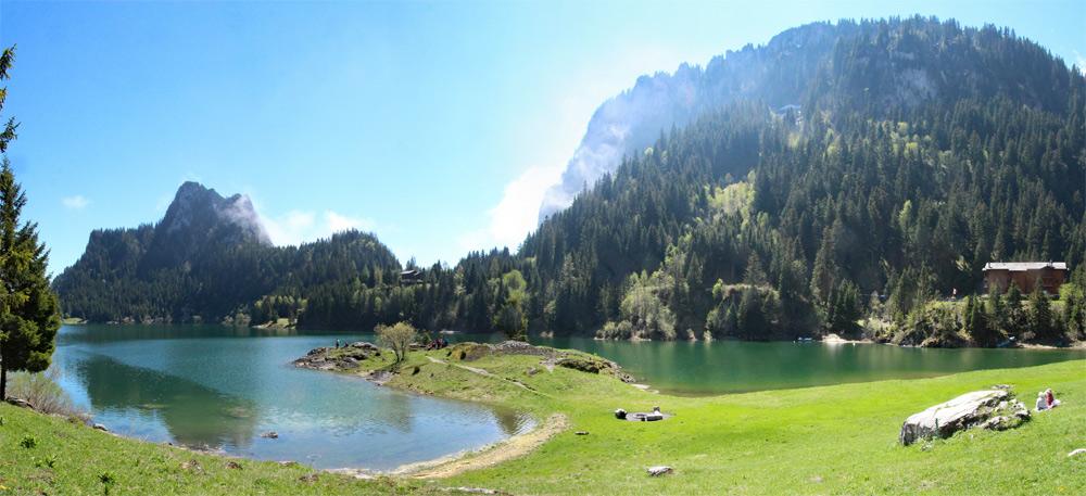 Photo of Lac de Taney, Vallais/Wallis   Randonée, Suisse