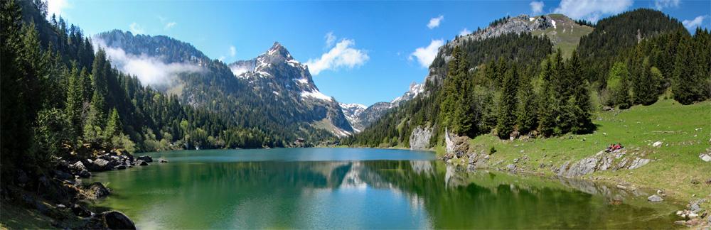 Photo of Lac de Taney, Vallais/Wallis | Hiking in Switzerland