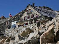 Photo of the Cabane du Trient, Valais, Switzerland