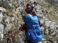 Photo of hikers near the Gummfluh summit | Hiking in Switzerland