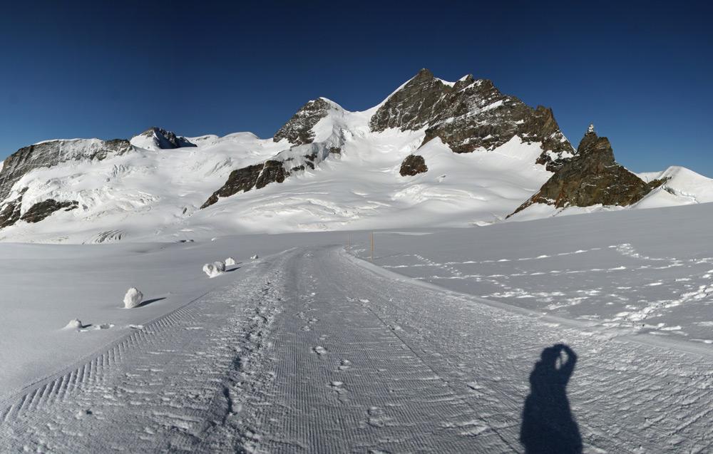 Photo of Jungfraujoch to Mönchsjochhütte Aletsch glacier walk | Hiking in Switzerland