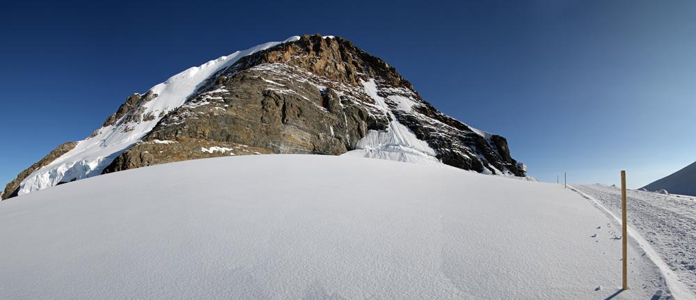 Photo of Jungfraujoch to Mönchsjochhutte Aletsch glacier walk | Hiking in Switzerland
