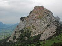 Photo of the Grosser Mythen from Rotenfluh, Schwyz   Hiking in Switzerland